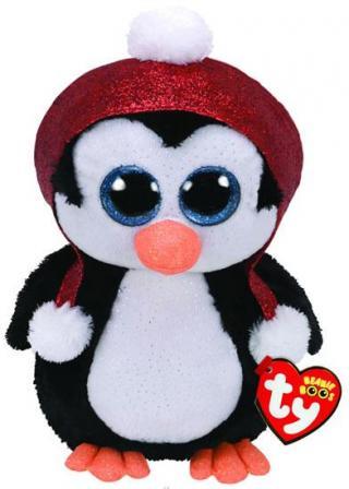 Beanie Boos GALE - tučňák 24 cm [HRAČKA]